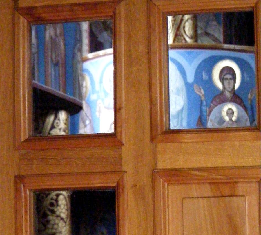 Biserica martir Maica Domnului