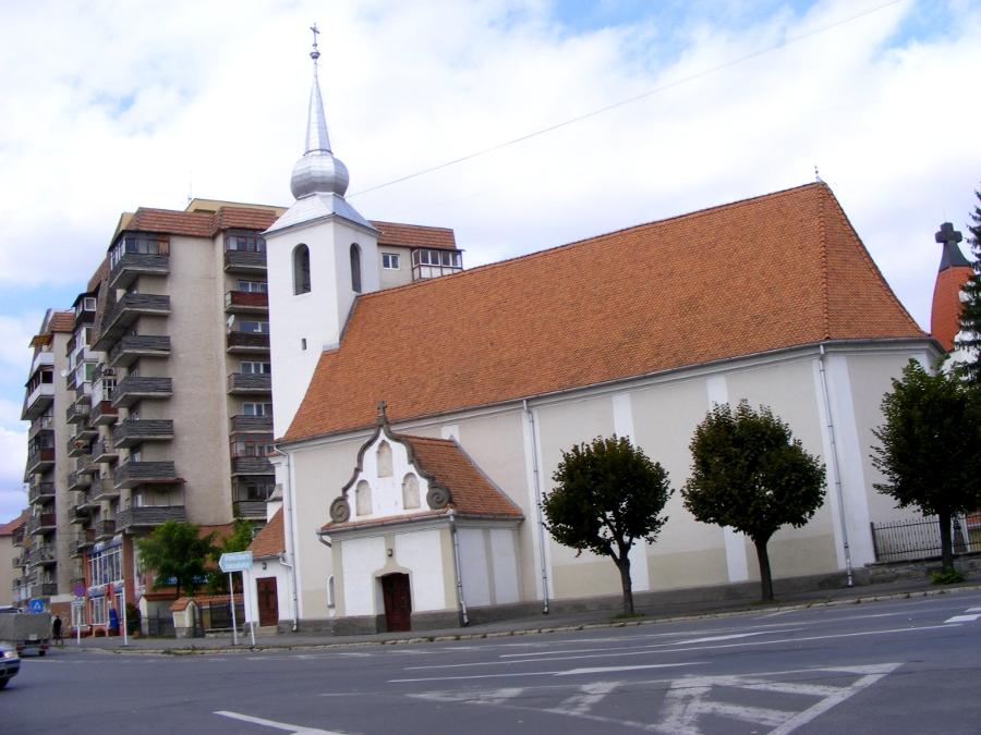 Biserica Sfanta Cruce din strada