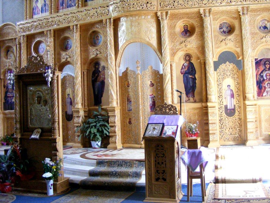 catedrala altar