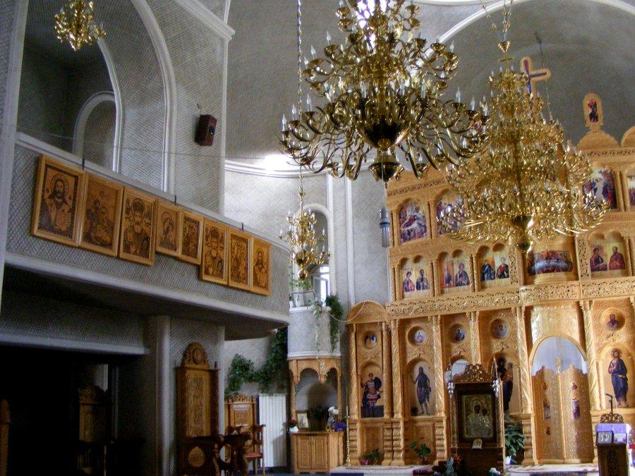 catedrala interior