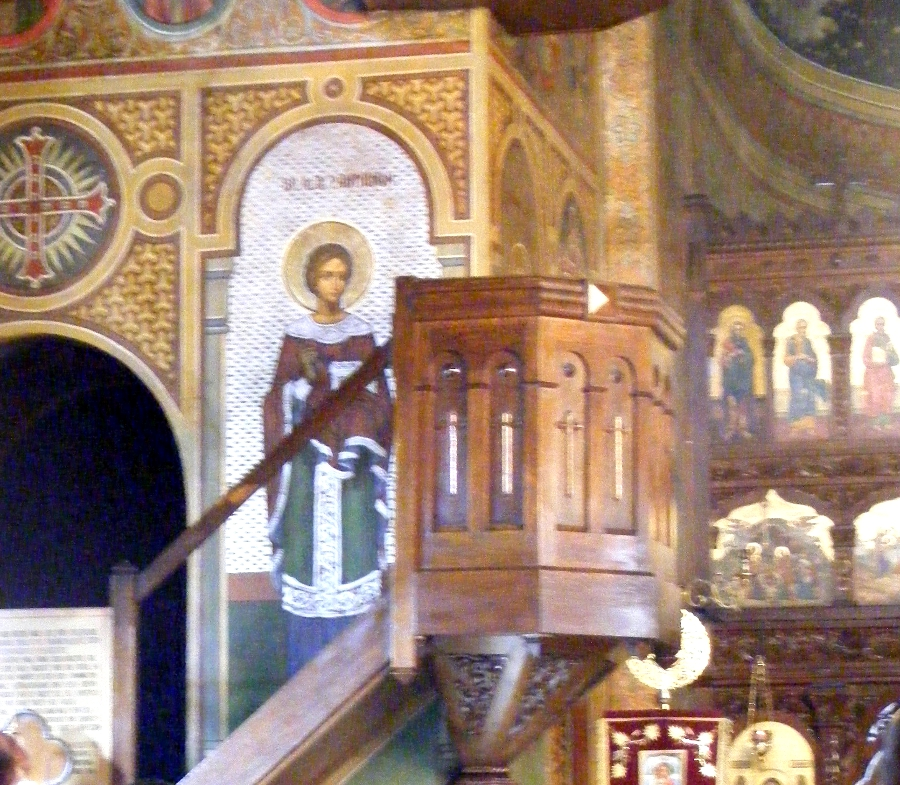 catedrala ortodoxa amvom