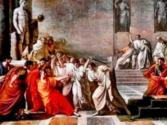 asasinarea lui iulius caesar