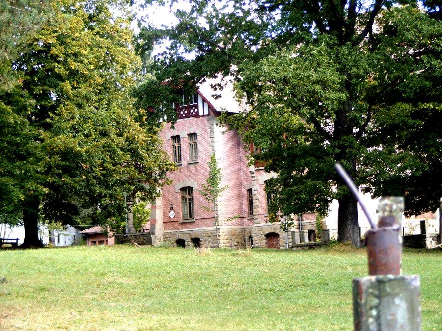castelul de aprape