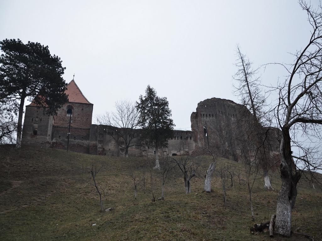 18 - Slimnic - Cetatea taraneasca - 12.12.2013