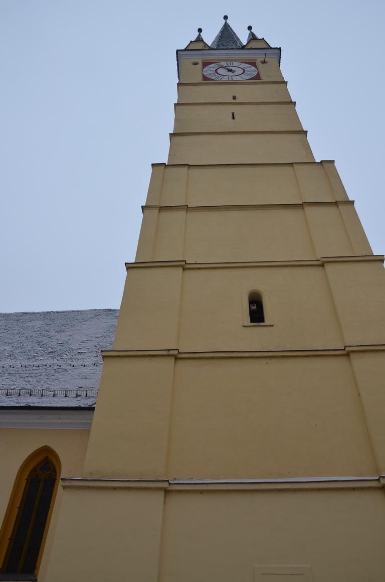 210 - Medias - Turnul bisericii Sf. Margareta - 12.12.2013