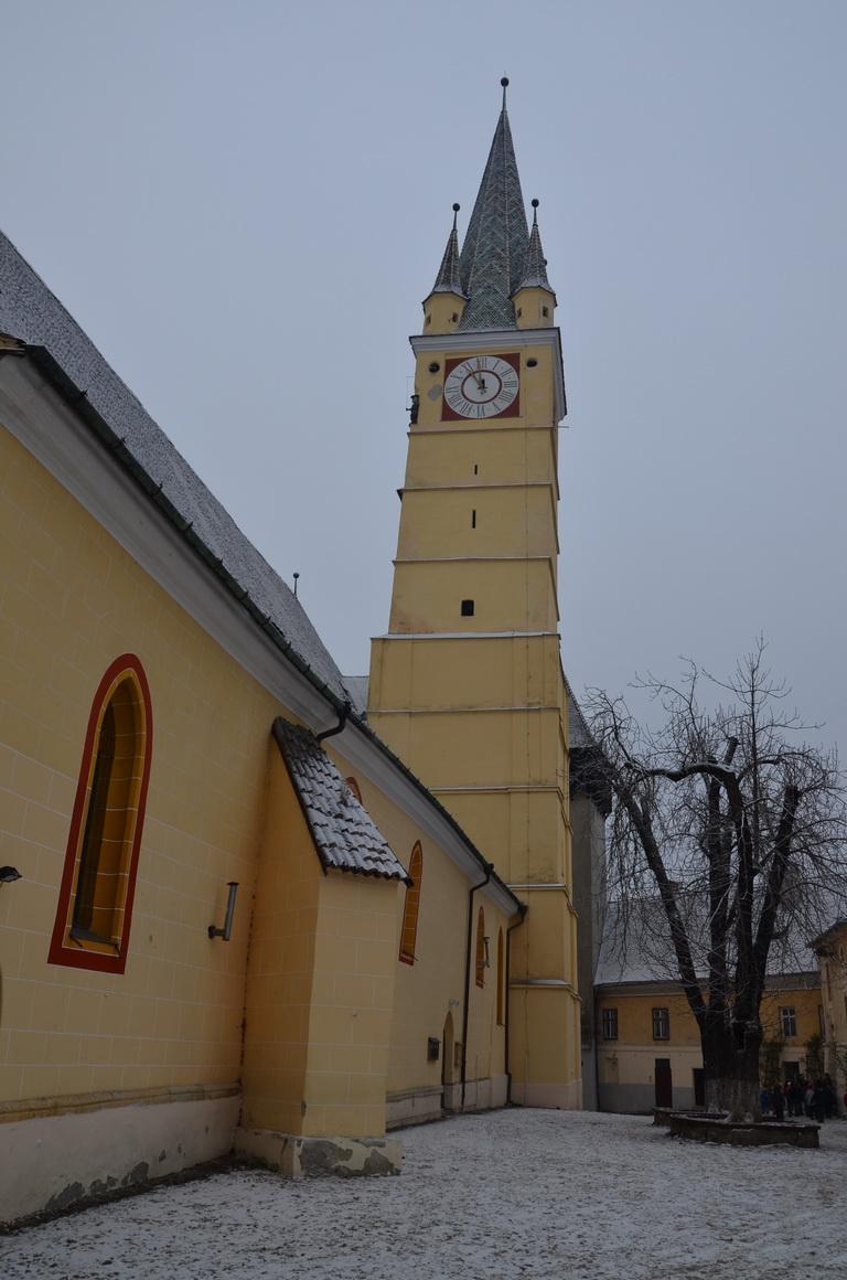 213 - Medias - Biserica Sf. Margareta - 12.12.2013