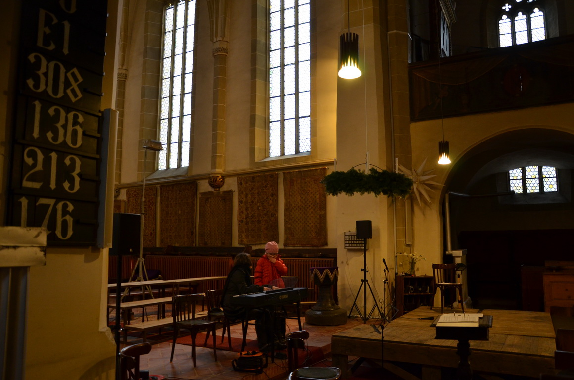 217 - Medias - Biserica Sf. Margareta - 12.12.2013