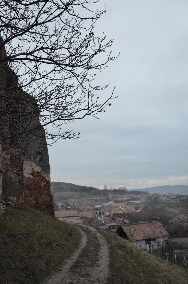 25 - Slimnic - Cetatea taraneasca - 12.12.2013