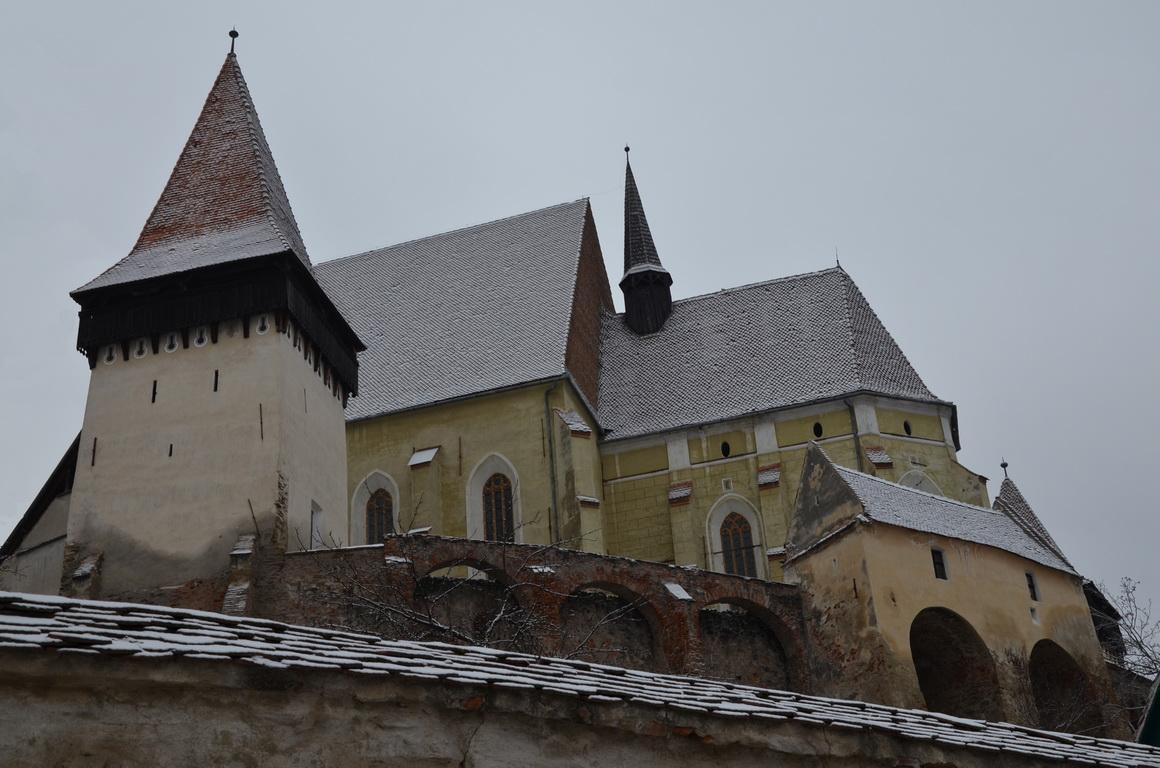 261 - Biertan - Biserica fortificata - 12.12.2013