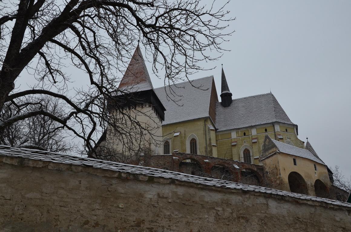 264 - Biertan - Biserica fortificata - 12.12.2013