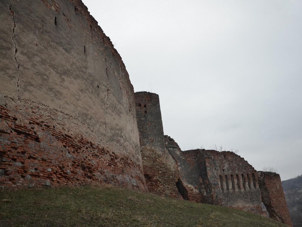 27 - Slimnic - Cetatea taraneasca - 12.12.2013