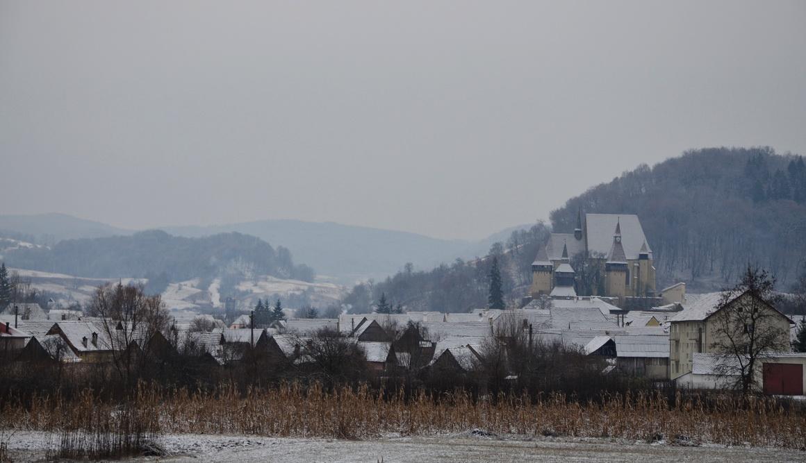 281 - Satul Biertan si Biserica fortificata - 12.12.2013