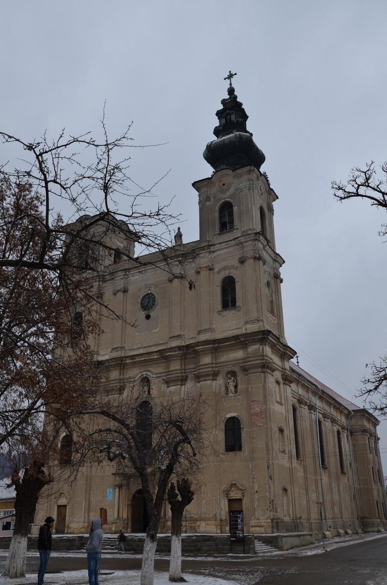 285 - Dumbraveni - Biserica armeano-catolica Sf. Elisabeta - 12.12.2013