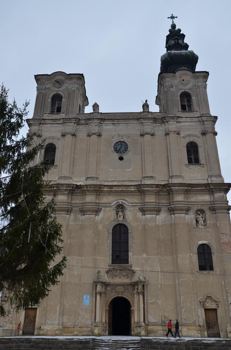 290 - Dumbraveni - Biserica armeano-catolica Sf. Elisabeta - 12.12.2013