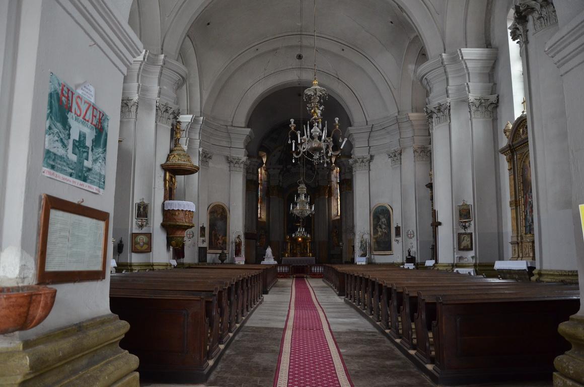 295 - Dumbraveni - Biserica armeano-catolica Sf. Elisabeta - 12.12.2013