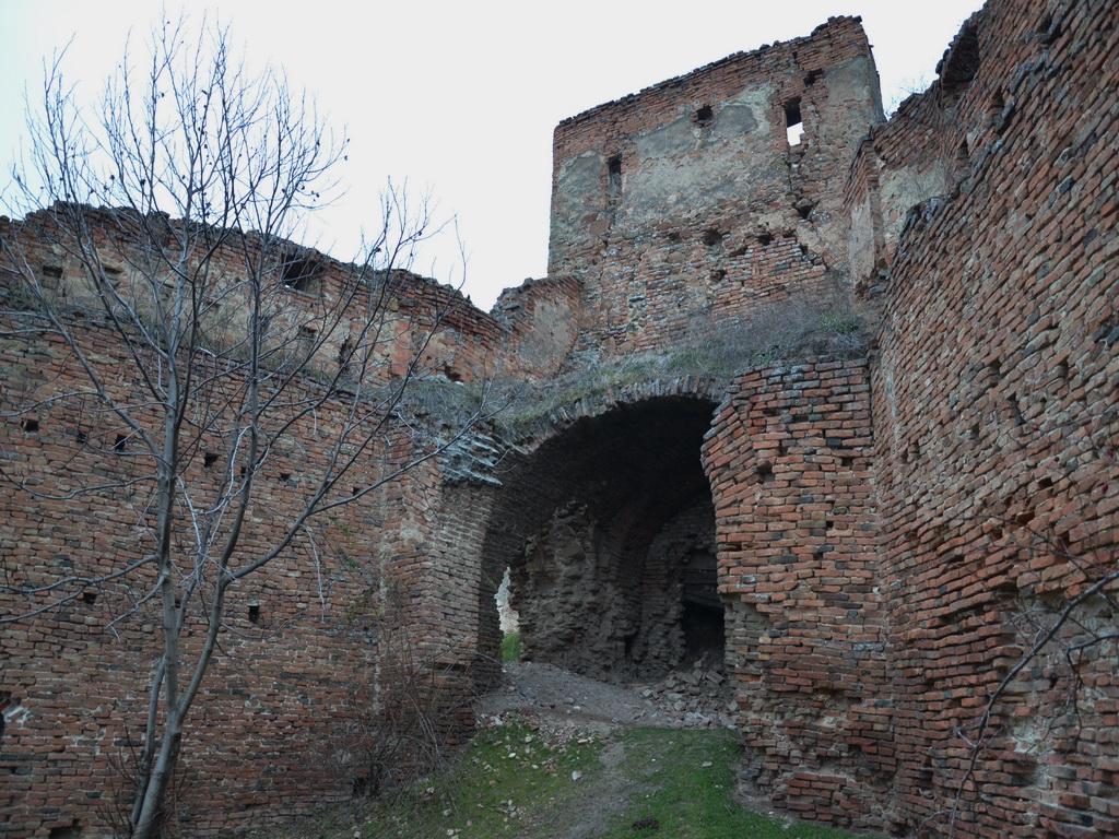 36 - Slimnic - Cetatea taraneasca - 12.12.2013
