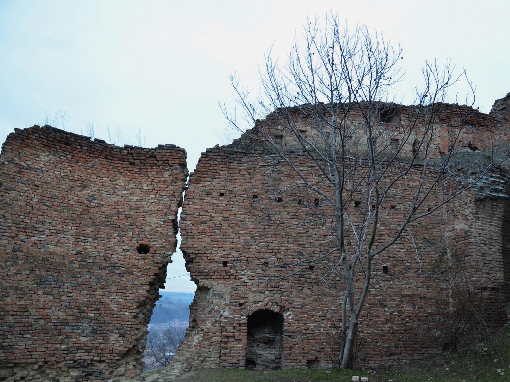37 - Slimnic - Cetatea taraneasca - 12.12.2013 - 1