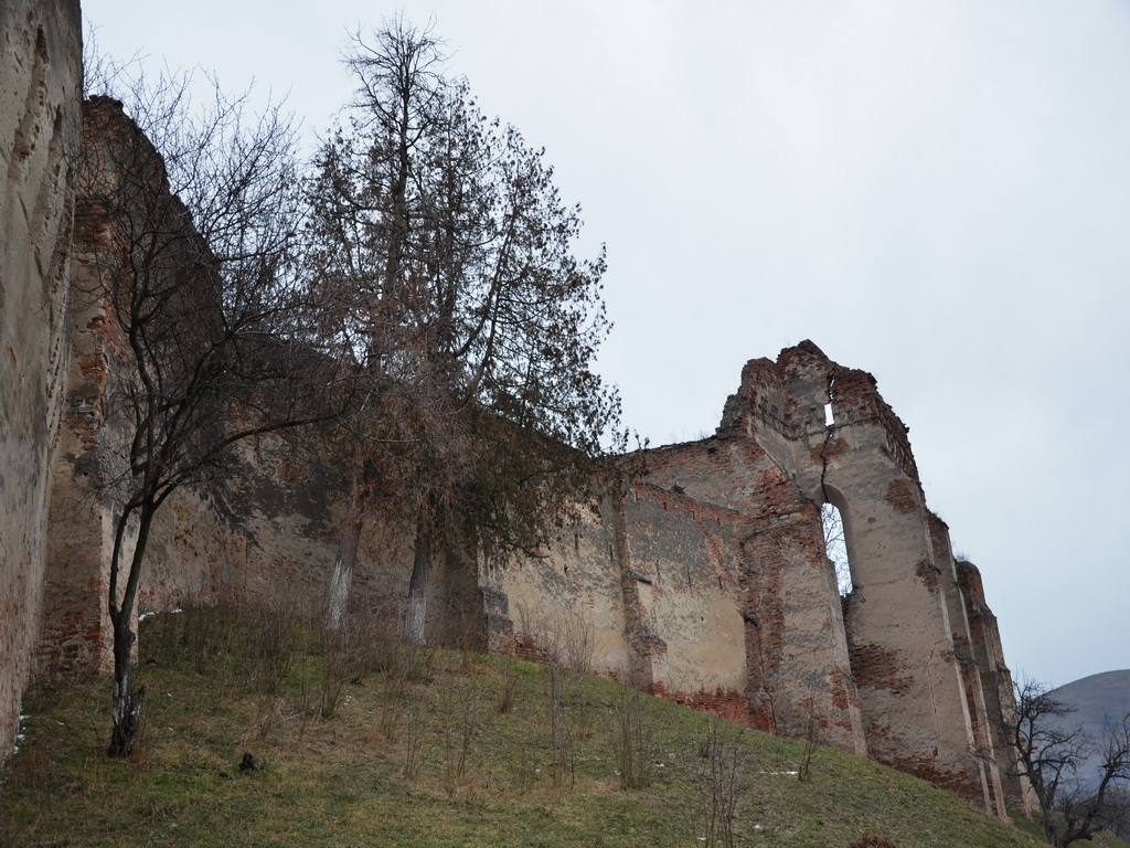 38 - Slimnic - Cetatea taraneasca - 12.12.2013