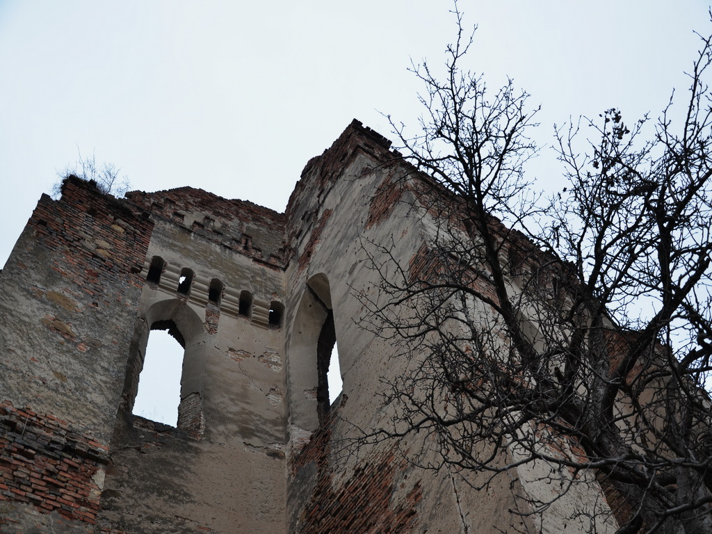 46 - Slimnic - Cetatea taraneasca - 12.12.2013