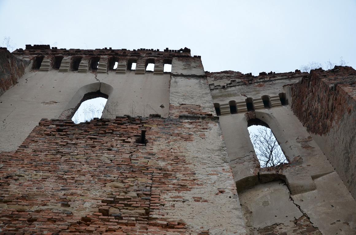 49 - Slimnic - Cetatea taraneasca - 12.12.2013