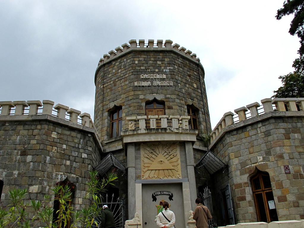Castelul Iulia Hașdeu