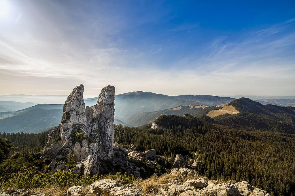 Romania peisaj