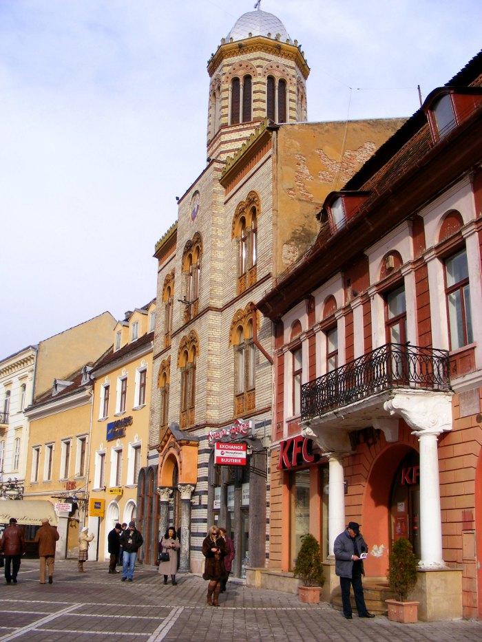 biserica din strada