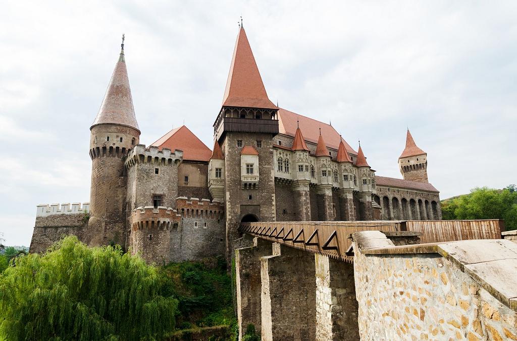 castel de vizitat