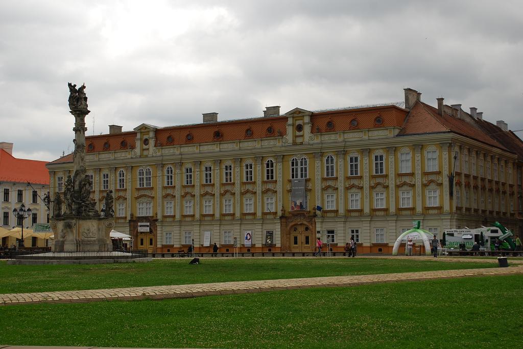 palat baroc vechi
