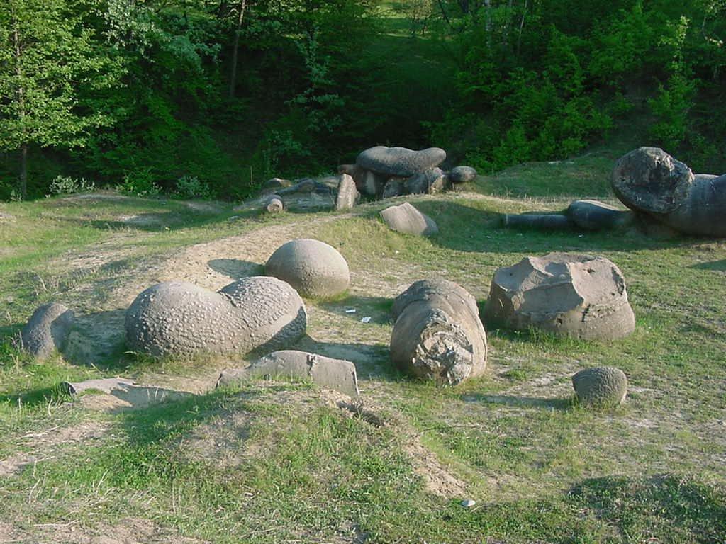 pietrele vii