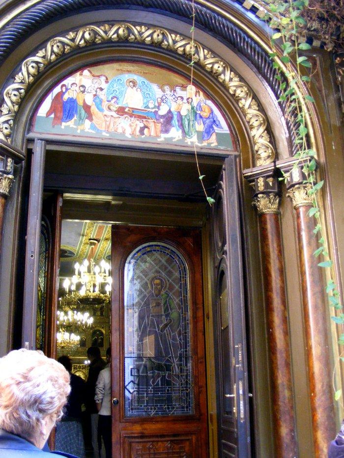 usa biserica