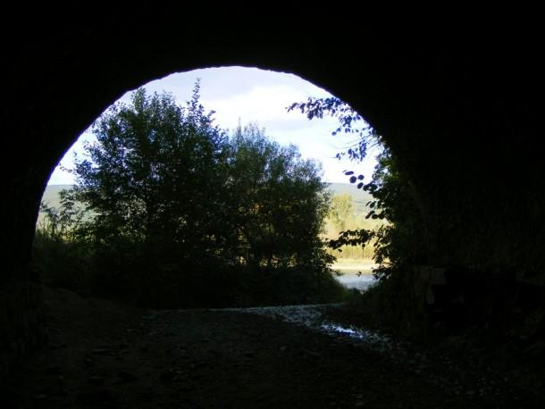 de sub podul garana