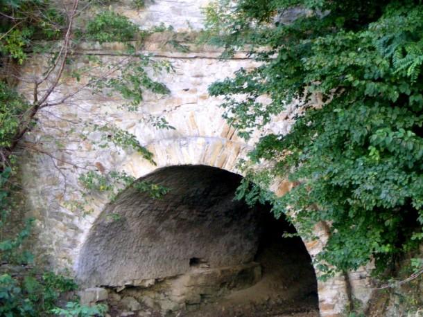 podul borzesti de aproape