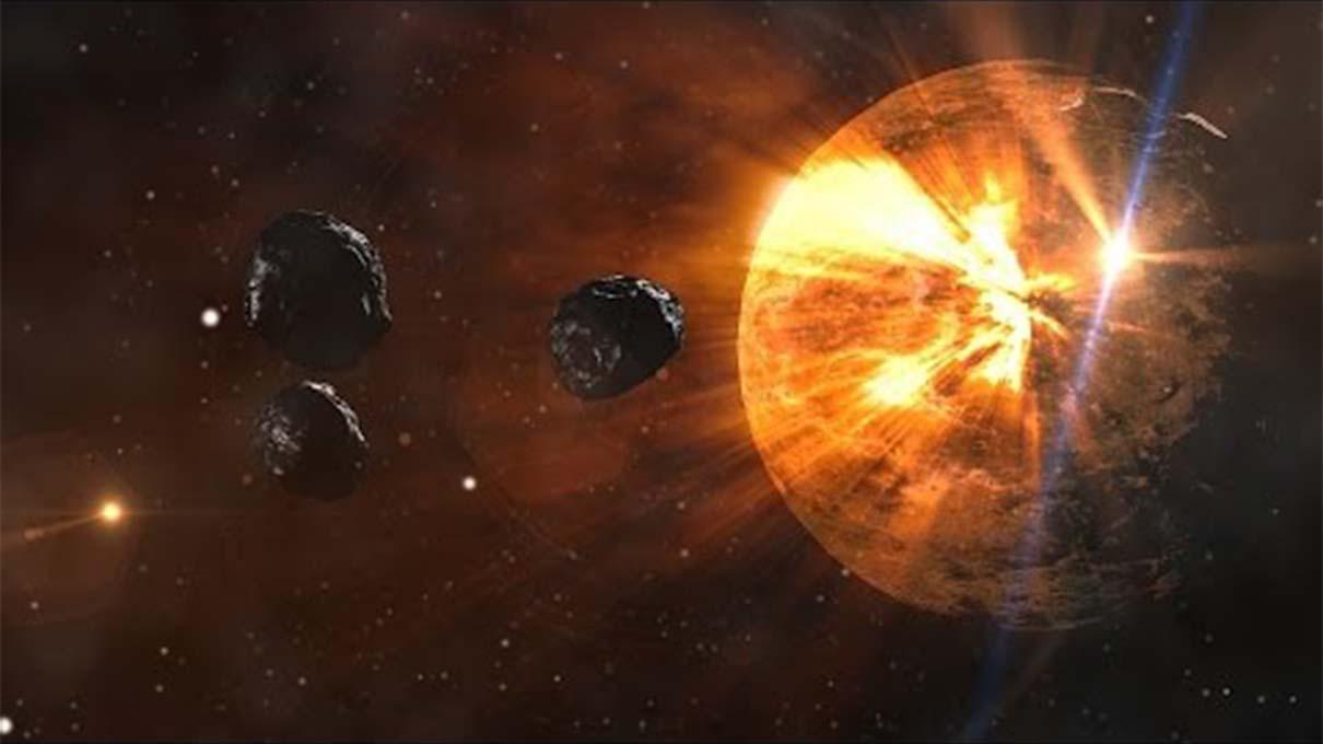 Panspermia - viata adusa de extraterestrii sau nu