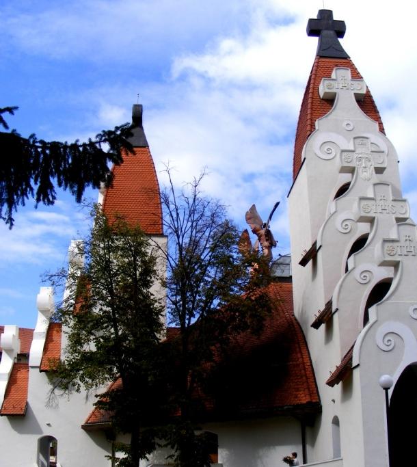 biserica milennium miercurea ciuc