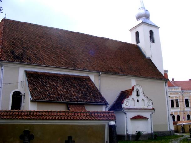 biserica sfanta cruce miercurea ciuc