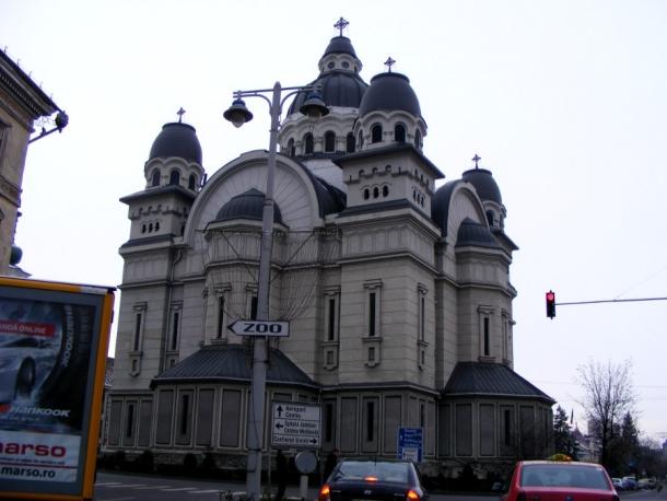catedrala mare inaltarea domnului targu mures