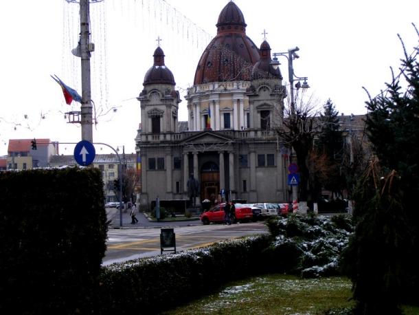 catedrala mica targu mures