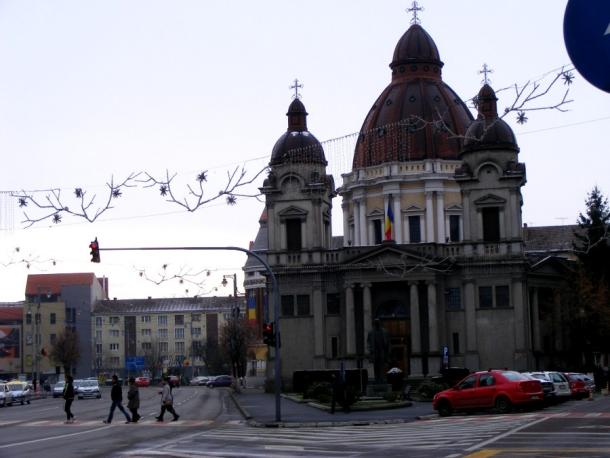 catedrala mica tg mures