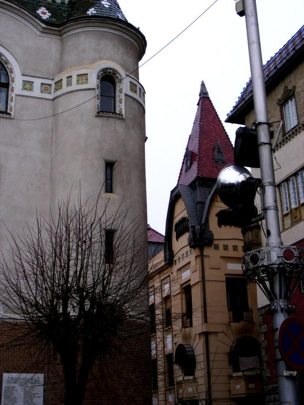 centrul istoric targu mures