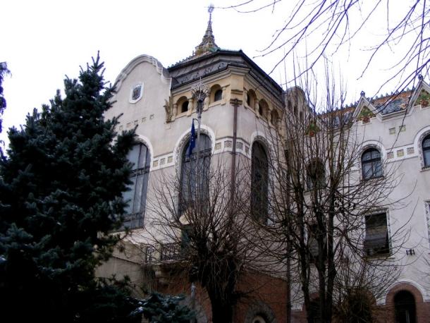 palatul prefecturii din targu mures