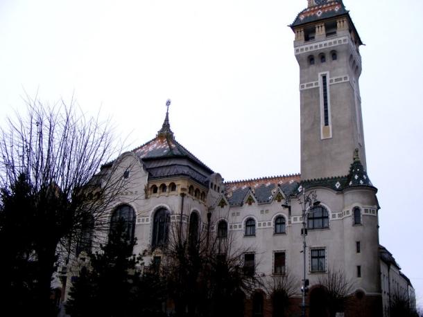 palatul prefecturii targu mures