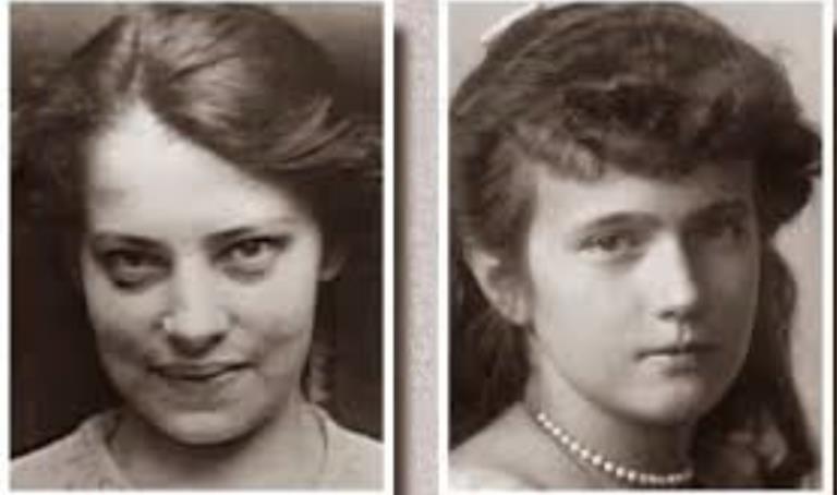 Anna Anderson și Prințesa Anastasia