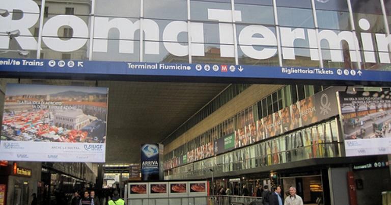 Terminalul Roma din Aeroportul Ciampino