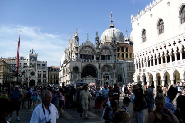 bazilica san marco si palatul dogilor