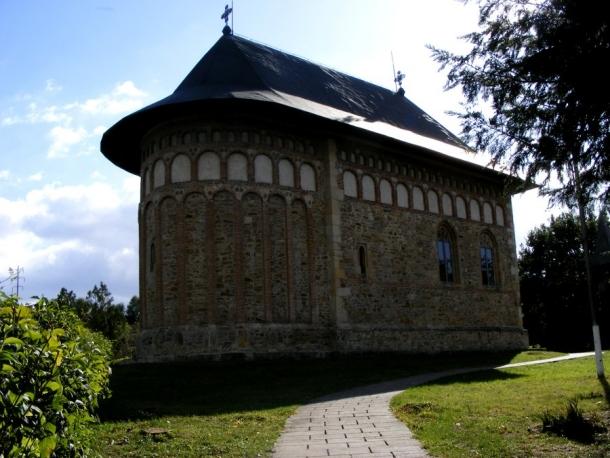 biserica borzesti rep