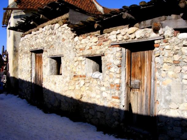 casa preotului cetatea rasnov