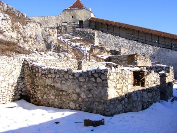 case din cetatea rasnov