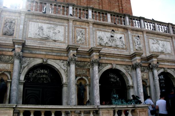 logetta turnul campanila venetia