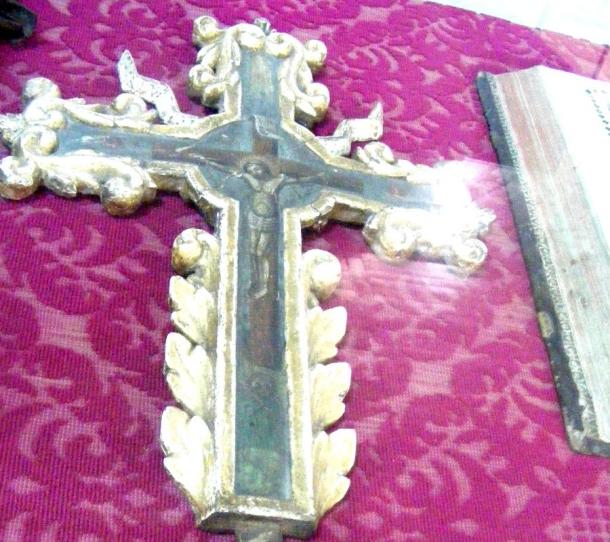 muzeu borzesti cruce sculptata